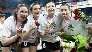 Pilka reczna kobiet. PGNiG Superliga. MKS Selgros Lublin - Pogon Baltica Szczecin. 15.05.2016