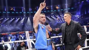 Tomasz Adamek i Mateusz Borek