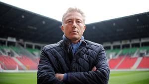 Ryszard Tarasiewicz nowym trenerem GKS Tychy
