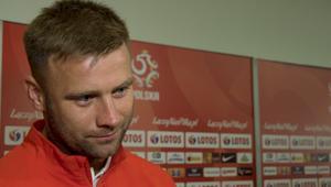 Boruc: Byłem inny i czułem tremę