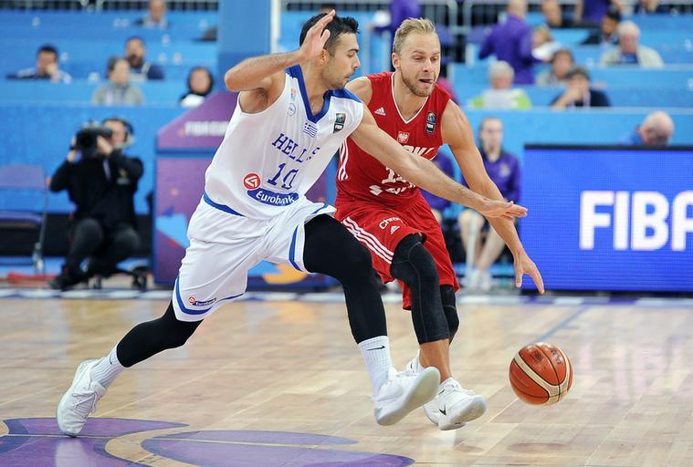 Polska Grecja Eurobasket 2017