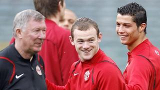 Ferguson Ronaldo Rooney