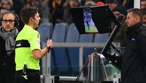 Serie A VAR Gianluca Rocchi