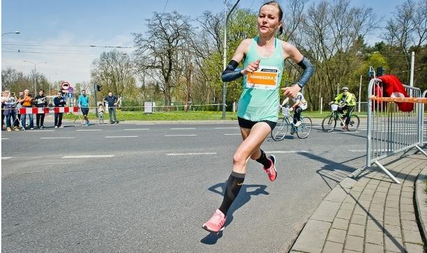 Agnieszka Mierzejewska, DOZ Maraton Łódź