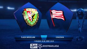 Śląsk Wrocław – Cracovia