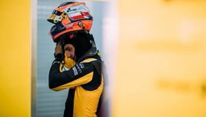 Robert Kubica testy Renault Formula 1