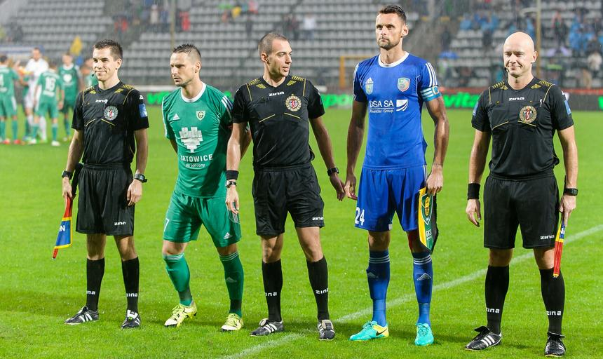 Miedz Legnica - GKS Katowice