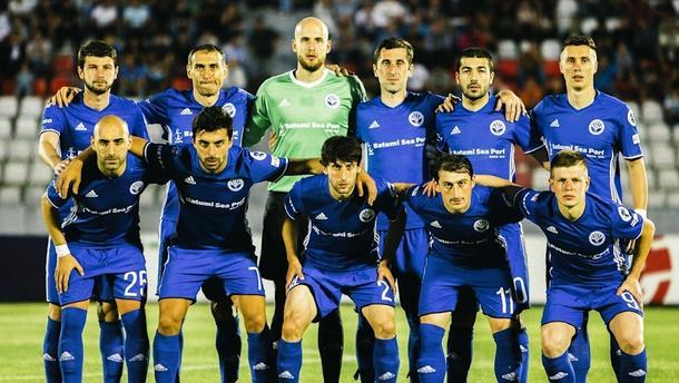 Dinamo Batumi – rywal Jagiellonii w pierwszej rundzie Ligi Europy