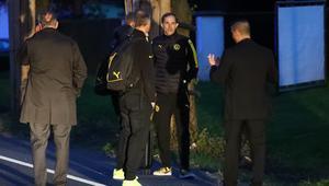Autokar Borussia Dortmund bomba