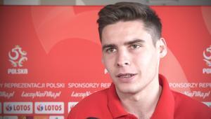 Niezgoda: To dzięki występom w Ruchu Chorzów mam szansę grać dla Polski