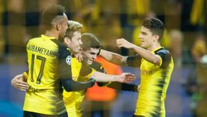 Fussball Champions League/ Borussia Dortmund - APOEL Nikosia