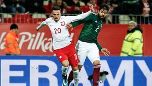 Polska Meksyk mecz towarzyski