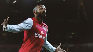 Szczęsny: Henry był jak Messi i Ronaldo