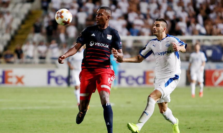 Apollon Limassol vs Olympique Lyon