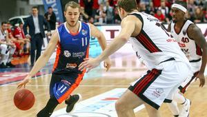 Start Lublin Dąbrowa Górnicza koszykówka mężczyzn