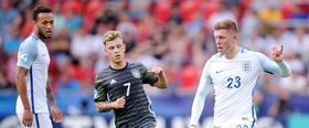Anglia - Niemcy (England - Germany)