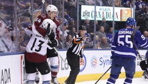 NHL: Colorado Avalanche at Toronto Maple Leafs