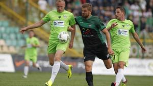 Pilka nozna. II liga. Rozwoj Katowice - ROW Rybnik. 06.08.2016