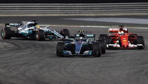 Lewis Hamilton i Valtteri Bottas