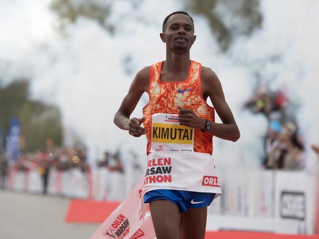 Orlen Warsaw Maraton 2017. Lekkoatletyka . 23.04.2017