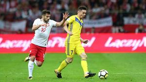 Pilka nozna. Eliminacje do MS 2018. Polska - Kazachstan. 04.09.2017
