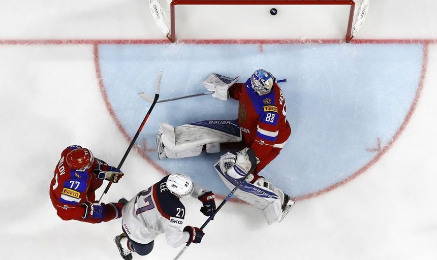 Anders Lee Andrei Vasilevski