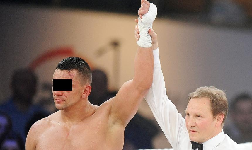 Marcin Rekowski Oliver McCall