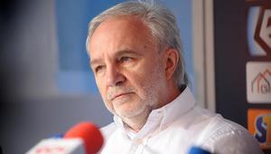 Konferencja Prasowa Ruchu Chorzow - Krzysztof Warzycha nowym trenerem