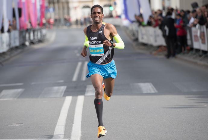 Yared Shegumo – najbardziej utytułowany polski maratończyk