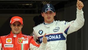 Hamilton, Massa, Kubica