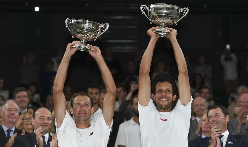 Łukasz Kubot i Marcelo Melo triumfują w Wimbledonie