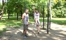Oderwij się od ziemi i ćwicz mięśnie brzucha