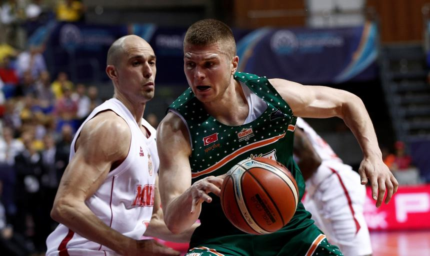 Banvit vs AS Monaco : FIBA Champions League