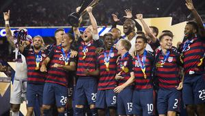 Soccer- CONCACAF Gold Cup Final - Jamaica vs USA
