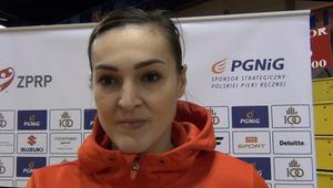 Kinga Achruk: Wierzę w naszą drużynę