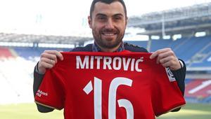 Nikola Mitrovic nowym zawodnikiem Wisly Krakow