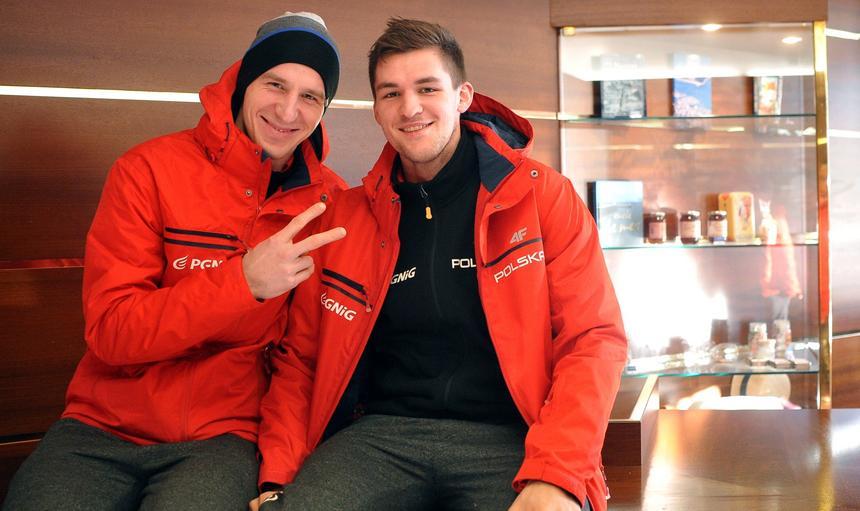 Marek Daćko i Mateusz Kornecki