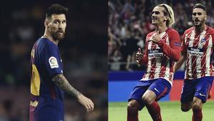 Kto będzie lepszy w starciu Atletico - FC Barcelona