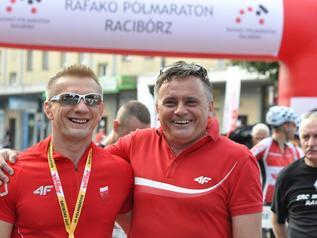 Mistrz olimpijski na półmaratonie w Raciborzu