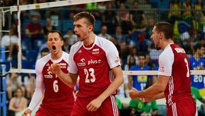 Liga Swiatowa Brazylia - Polska