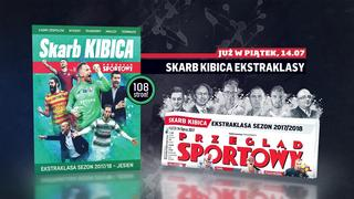 108 stron napakowanych informacjami, czyli Skarb Kibica Ekstraklasy
