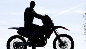 Tomasz Gollob na motocrossie