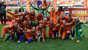 Holandia kobiety