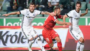 Legia Lechia ekstraklasa sezon 2017/18