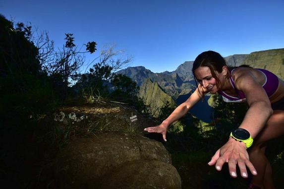 Iwona Januszyk, 1st International College Trophy Trailrunning