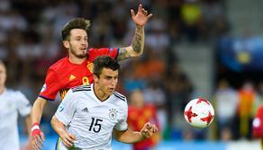 Niemcy - Hiszpania