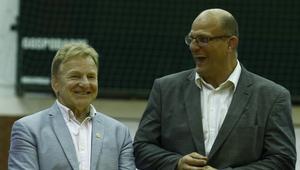 Andrzej Supron i Andrzej Wroński