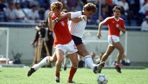 WC1986 Grp F: England 3 Poland 0