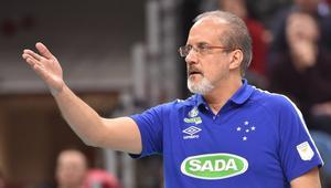 Trener Sada Cruzeiro Marcelo Mendez