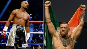 Floyd Mayweather Jr – Conor McGregor